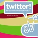 Boganm: Twitter- massekommunikation på 140 tegn