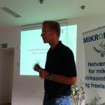 Fokus på mikrovirksomheder og vækst i yderområder