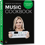 Maiken Ingvordsens Music Cook book