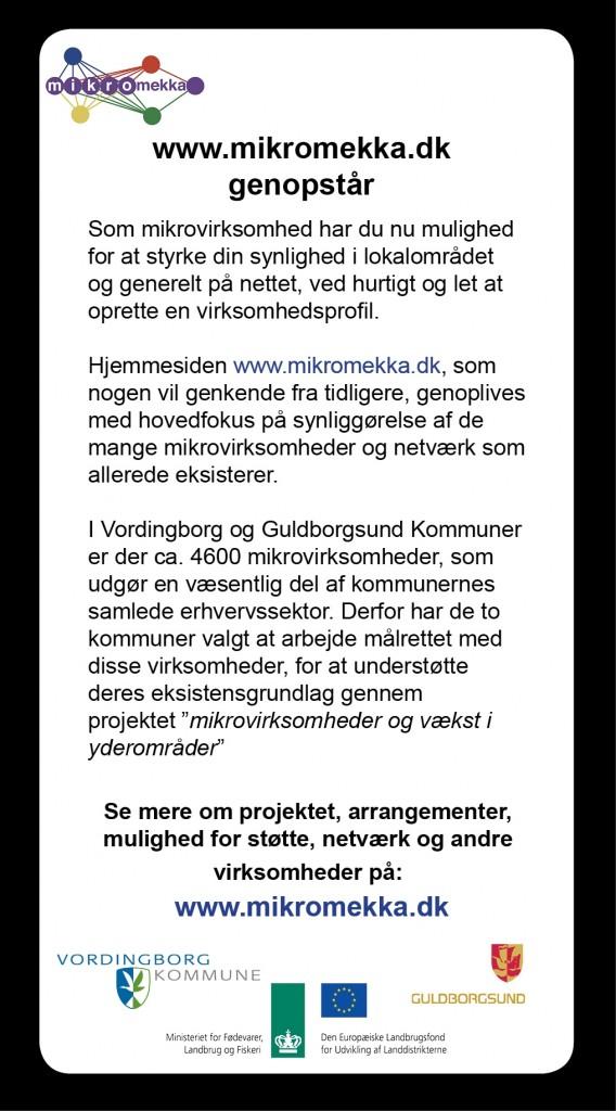 mikromekka dk genopstår