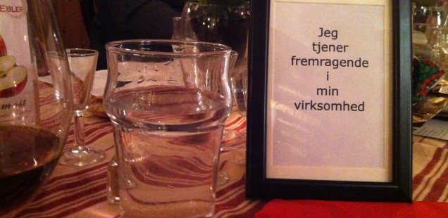 Julefrokost 2014 i Nykøbing F