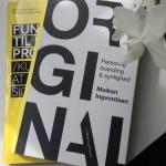 """Boganm.: """"Original"""" af Maiken Ingvordsen"""