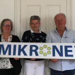 Netværket Mikronet holder 15 års jubilæum og generationsskifter med Iværksætter Lolland